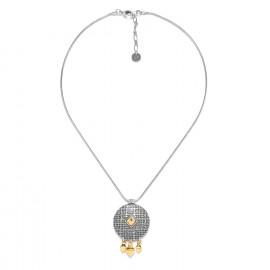 short necklace with 3 dangles Kampala - Ori Tao