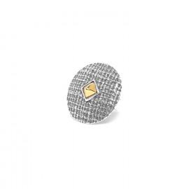 bague ronde 3 cm Kampala - Ori Tao