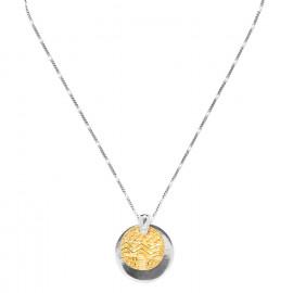 2 coins necklace Swahili - Ori Tao