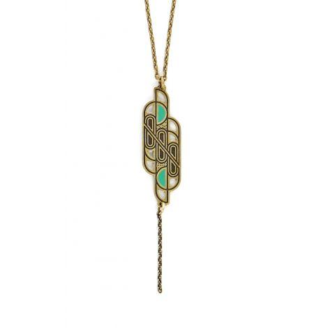 Amazone short necklace
