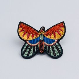 Butterfly brooch (Box size M) - Macon & Lesquoy