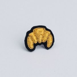 Croissant brooch (Box size S) - Macon & Lesquoy