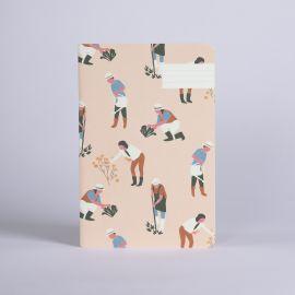 Carnet AU JARDIN - Season Paper