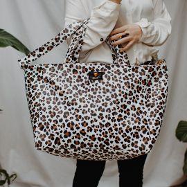 Sac shopping léopard - Nach