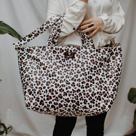 Leopard Shopping bag