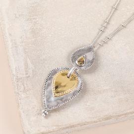 medium lenght necklace with pendant Jakarta - Ori Tao