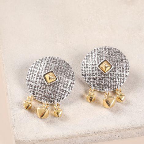 post earrings with 3 dangles Kampala