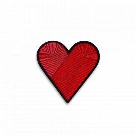 Bo heart brooch - Macon & Lesquoy