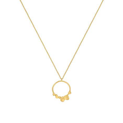 BRANCA golden necklace