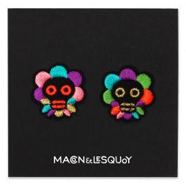 Ecusson Mini muerte - Macon & Lesquoy