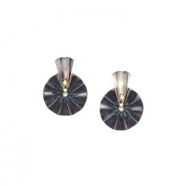 small earrings black lip top Andalousie - Nature Bijoux