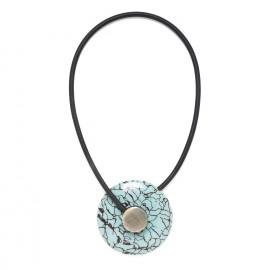 magnet necklace Bleu nuit - Nature Bijoux
