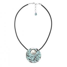pendant necklace Bleu nuit - Nature Bijoux