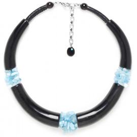 4 horns necklace Cap horn - Nature Bijoux