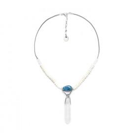 cristal pendant necklace Inuit - Nature Bijoux
