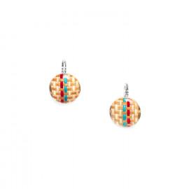 banig earring Kimono - Nature Bijoux