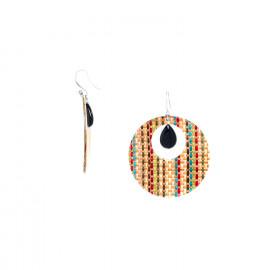 gypsy earrings Kimono - Nature Bijoux