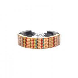 cuff bracelet Kimono - Nature Bijoux