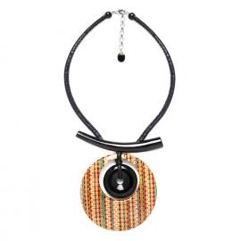 big necklace Kimono - Nature Bijoux