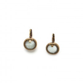 round french hook earrings Pachacuti - Nature Bijoux