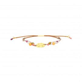tube lock bracelet Alina - Franck Herval