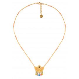 """small """"fan"""" shape necklace Eden - Franck Herval"""