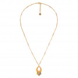 drop w/ dangle necklace Eden - Franck Herval