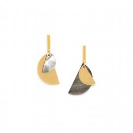 tube post earrings Lennie - Franck Herval