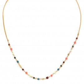 mini beads short necklace Lennie - Franck Herval