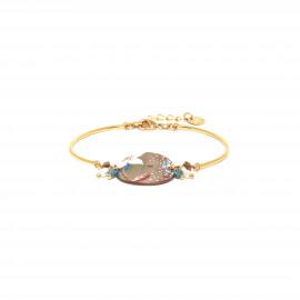 articulated bracelet Valorine - Franck Herval