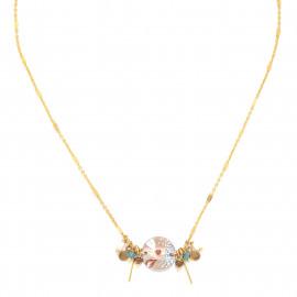 short necklace Valorine - Franck Herval