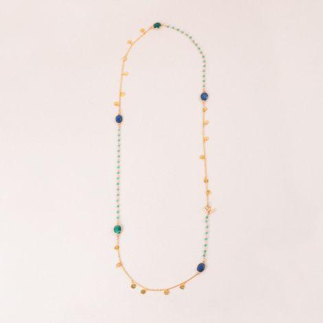 Multi-chain long necklace - CELINE