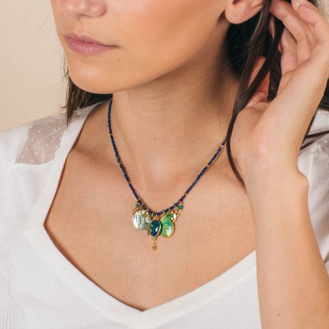 Grigri pearl necklace - CELINE