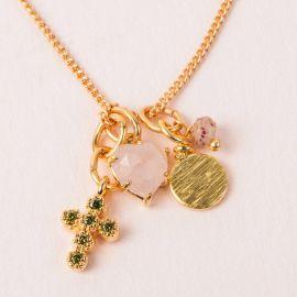 Thin necklace - CELINE - L'atelier des Dames