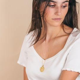 Long constellation necklace - MANON - L'atelier des Dames