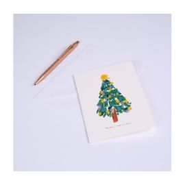 "CARD TREE ""MERRY CHRISTMAS"" - Season Paper"