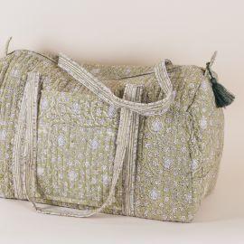 Week-end bag light green - Jamini