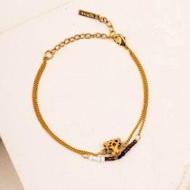 Leopard bracelet - 10th anniversary - Nach