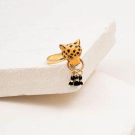 Leopard ring - 10th Anniversary - Nach