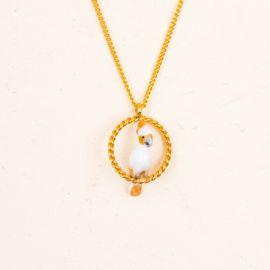 Cockatoo necklace - 10th Anniversary - Nach