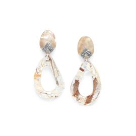 big clip earrings Altai - Nature Bijoux