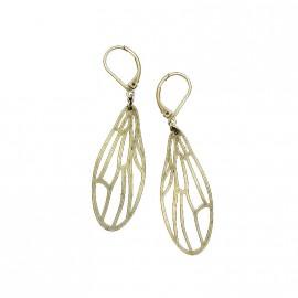 Boucles d'oreilles Libellule - Amélie Blaise