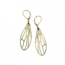 Libellule earrings - Amélie Blaise