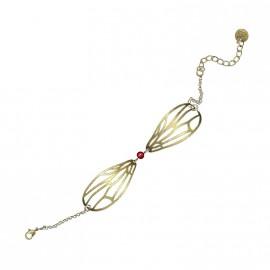 Libellule bracelet - Amélie Blaise