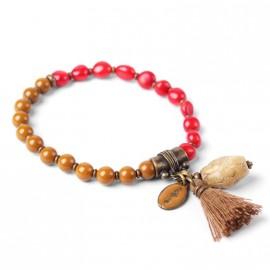 Bracelet Les Duos - Nature Bijoux