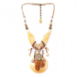 Wilderness necklace - Nature Bijoux