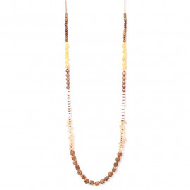 Wilderness long necklace - Nature Bijoux