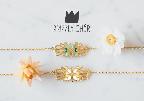 Grizzly Cheri Jewellery