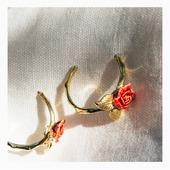 Craquez pour l'univers fleuri et raffiné des Néréides. Actuellement disponible sur notre e-shop ! 🌹 #olivolga#olivolgabijoux#olivolgajewellery#summer2020#pictureoftheday#jewelslovers