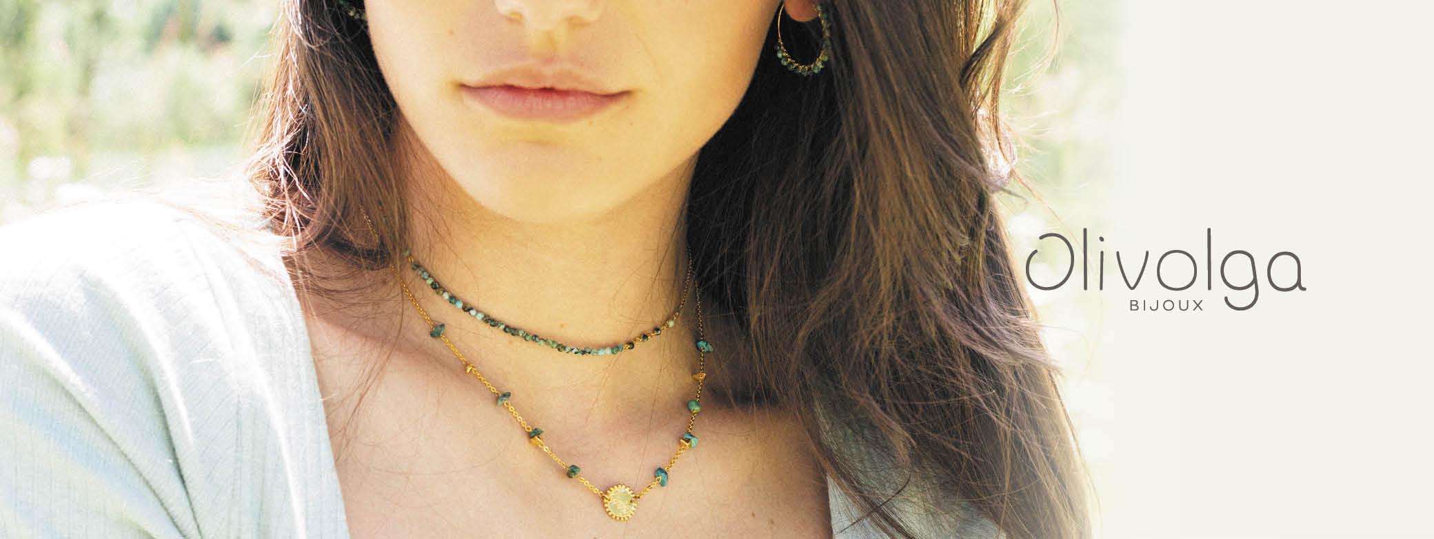 Olivolga bijoux - fashion jewelery with great prices